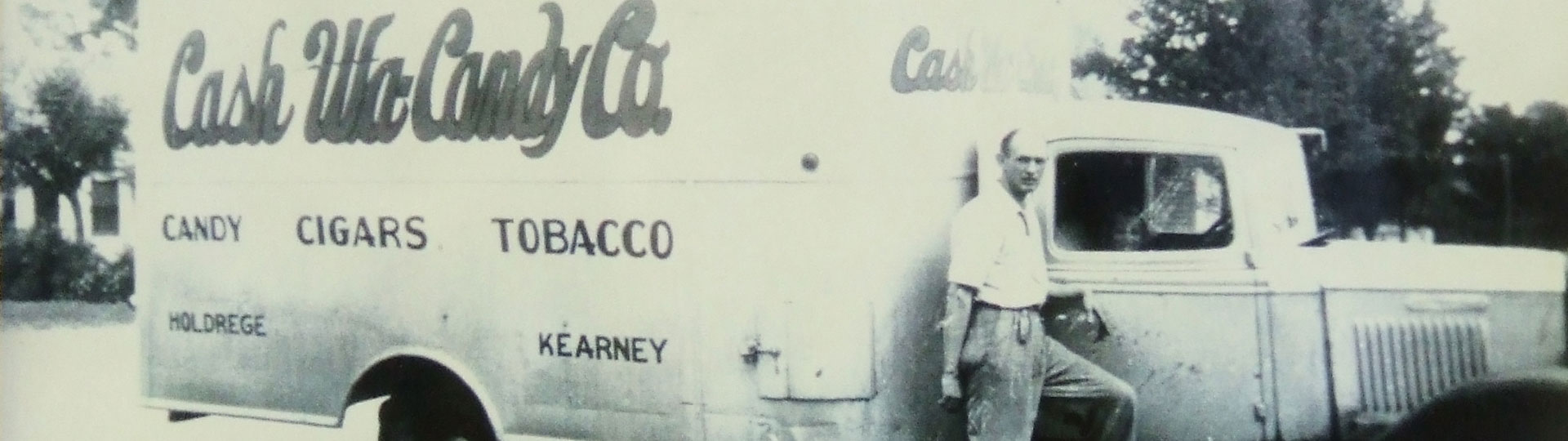 History of Cash-Wa Distributing, Kearney